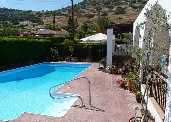 Cyprus – Owning a holiday home is attractive for retirement.