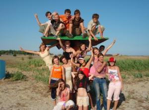 Orphanage Ukraine