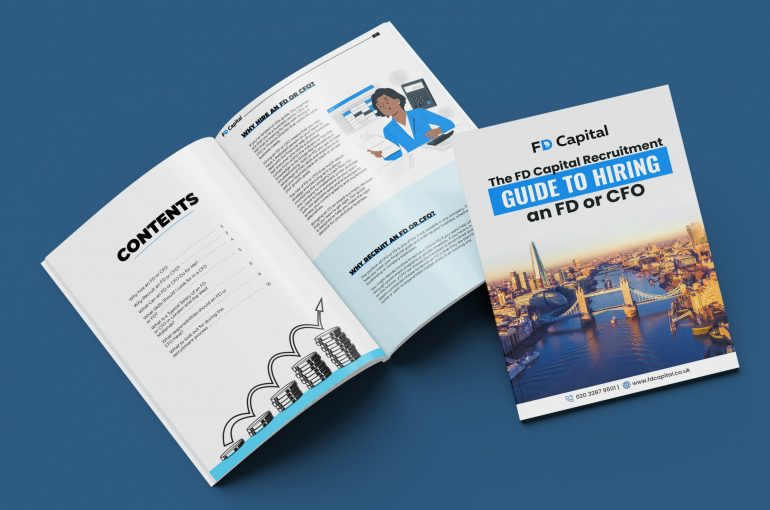Free Guide to FD and CFO Recruitment