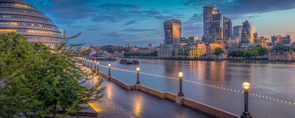 London Finance Director