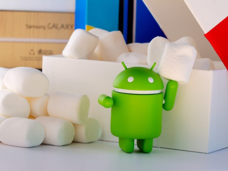 We are going Android