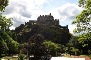 Scotland Edinburgh Castle - FD's